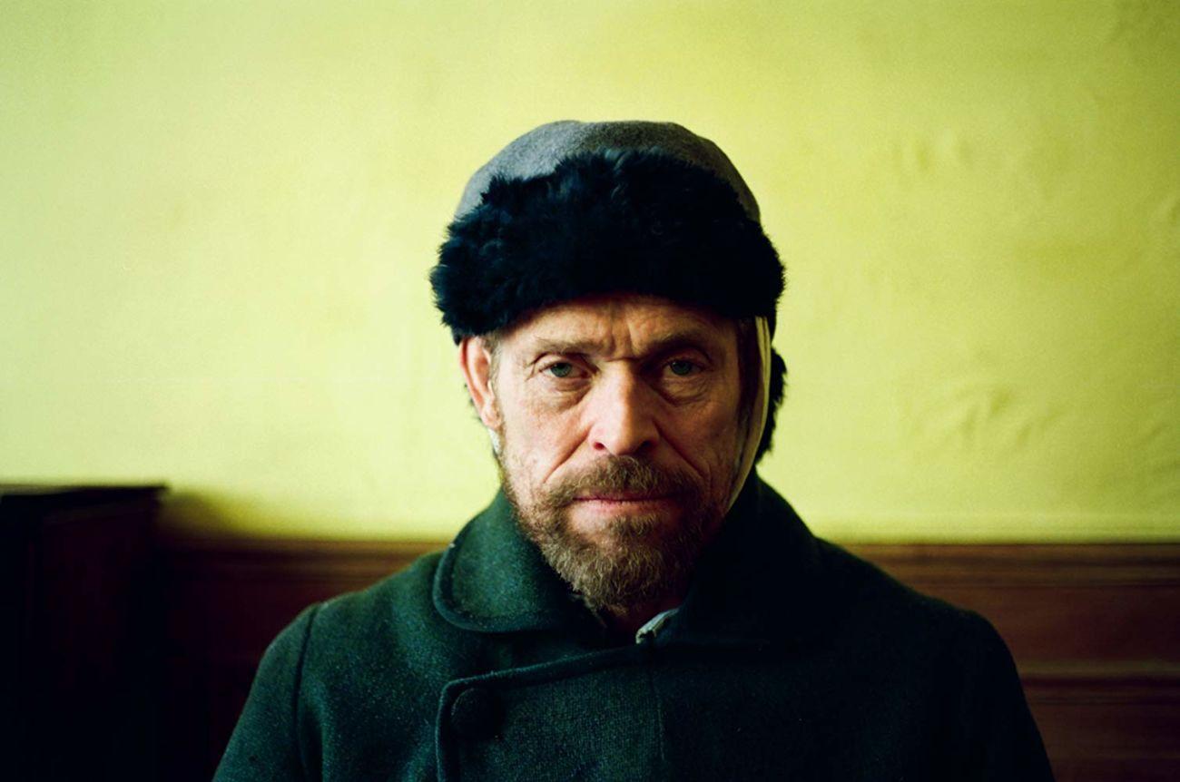 Vincent Van Gogh'un HayatıAt Eternity's Gate ile Beyaz perdede
