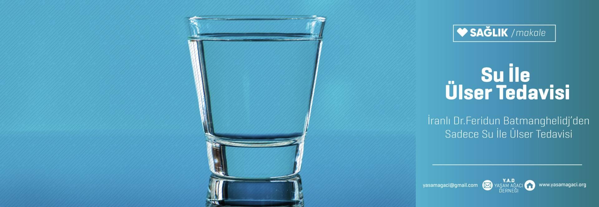 Su İle Ülser Tedavisi