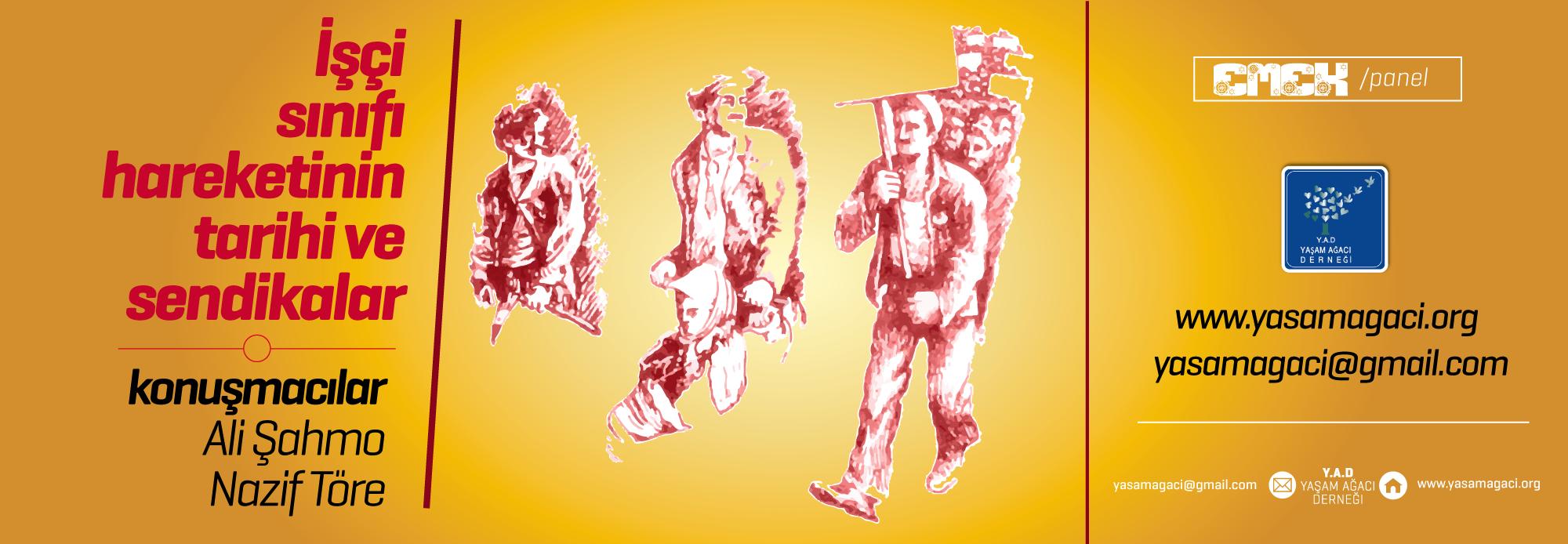 İşçi sınıfı hareketinin tarihi ve sendikalar